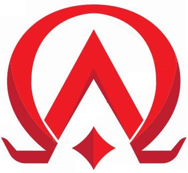 ALPHA & OMEGA MINISTRY Logo